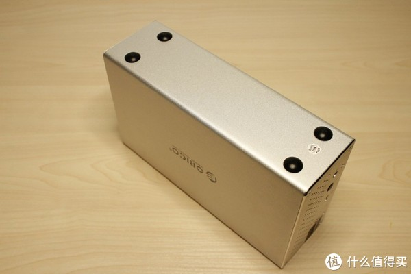 小公寓变大别墅—ORICO 奥睿科 WS200RC3 3.5英寸蜂巢存储硬盘柜