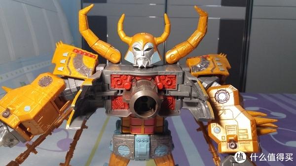 Hasbro 孩之宝 变形金刚 铂金版 终极宇宙大帝 开箱试玩
