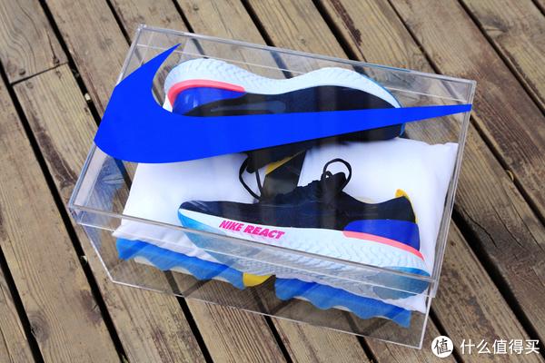 对抗Ultra Boost:Nike 耐克 Epic React Flyknit 跑鞋 体验评测