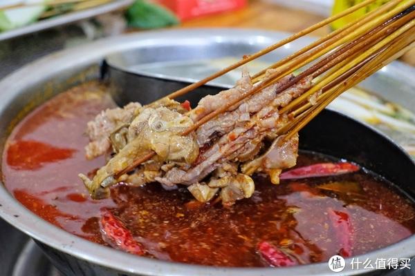 长沙最早的网红麻辣烫,14年了还是只有牛肉和味碟最出彩