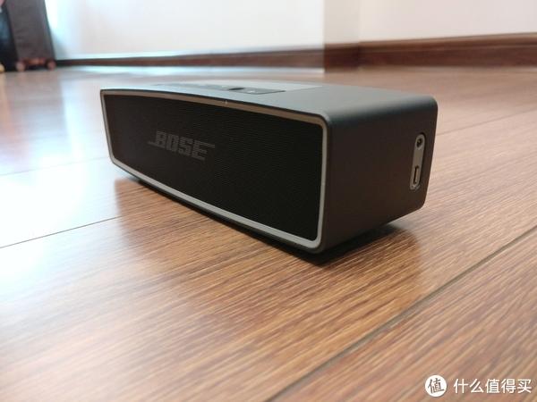 Bose SoundLink Mini II 蓝牙扬声器 开箱简评
