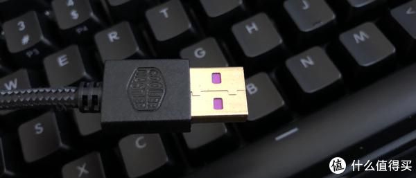 #原创新人#CoolerMaster 酷冷至尊 MK750 樱桃RGB轴 键盘 开箱分享