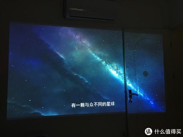 #原创新人#一起来看大电影:EPSON 爱普生 CH-TW650 投影仪 使用感受