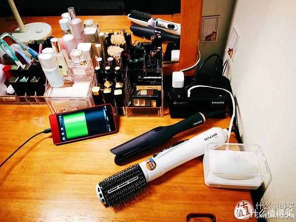 #剁主计划-长沙#米家有品 Yueli 月立 无线便携直发器 使用体验(附视频开箱)