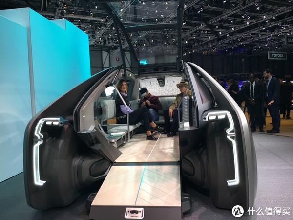日内瓦车展概念车合集(下):电动当道,奇葩丛生
