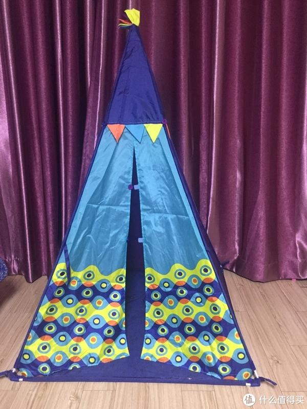 印第安儿童帐篷,孩子的小天地。
