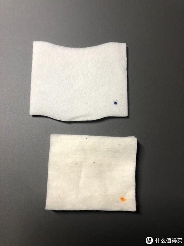 不可忽视的美容工具—五款化妆棉使用比较