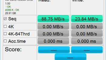 东芝 SD 32G高速存储卡性能测试(速度|价格|优点|缺点)