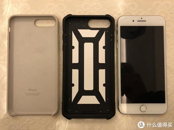 被税美版Apple 苹果 iPhone X256G 智能手机+一大堆手机壳