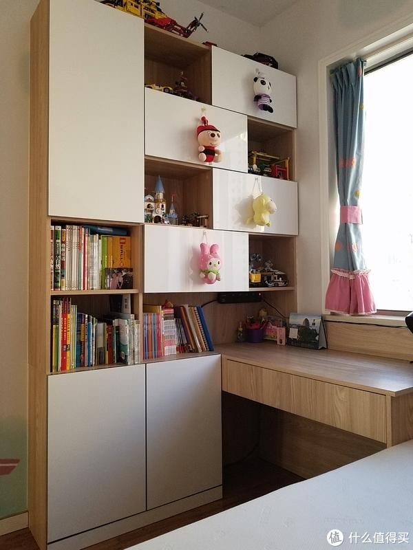 买不起新房只能重装—儿童房改造全记录