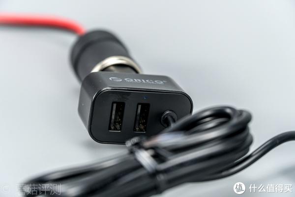 拒绝前排充电、后排干看—ORICO 奥睿科 5口车载充电器 开箱评测