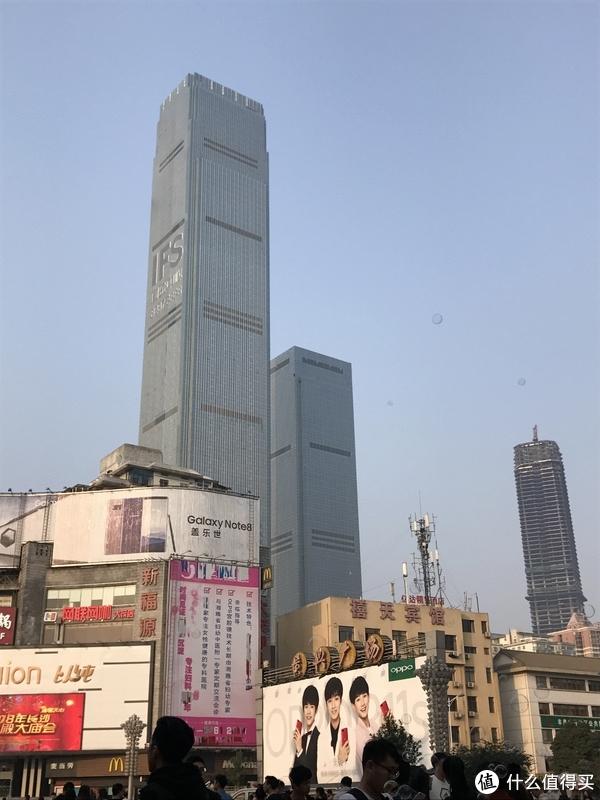 据说长沙第一高楼
