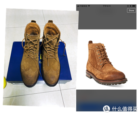 #剁主计划-苏州#卖家,你的P图水平很棒棒哦—Polo Ralph Lauren Nickson Suede 男士工装靴