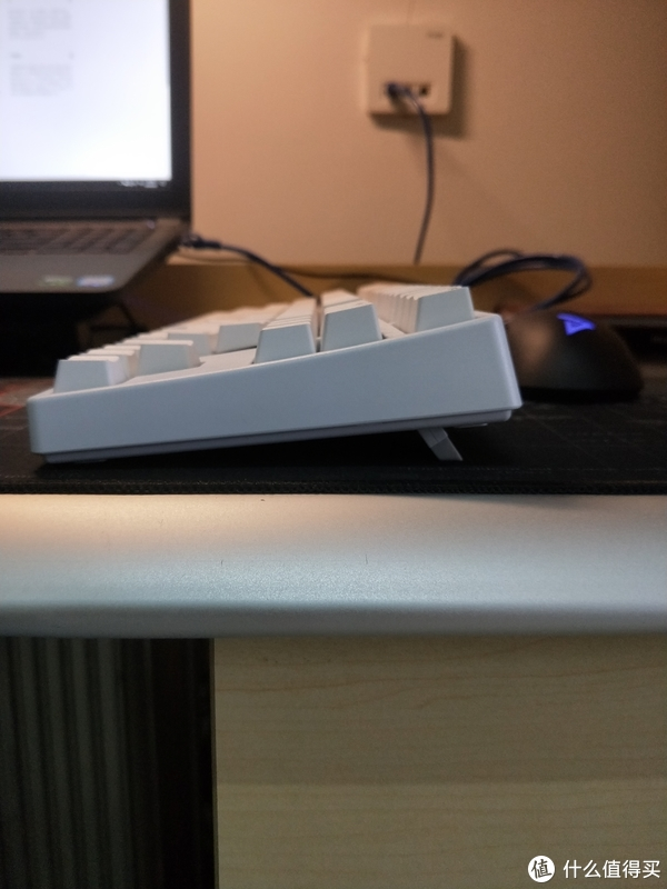 #原创新人#GANSS 高斯 GS87D 双模键盘 开箱