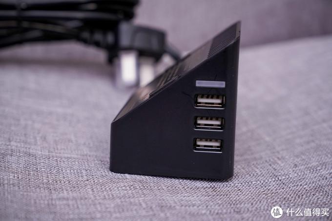 第一次当分子的感觉—飞利浦迷你USB桌面旅行插座体验