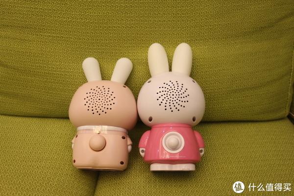 【奶爸看世界系列】宝宝的第一台故事机:米宝兔蓝牙儿童故事机