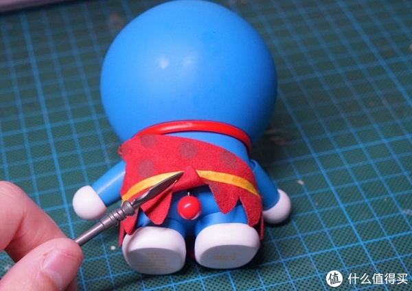 #剁主计划-宁波#那些年BANDAI挖下的天坑—ROBOT·魂 194# 哆啦A梦 2016电影版 新大雄的日本诞生 模型 开箱