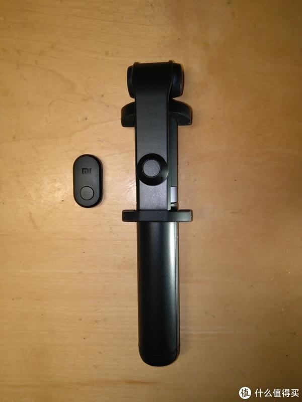 油腻大叔也需要自拍杆:MI 小米 支架式自拍杆 开箱