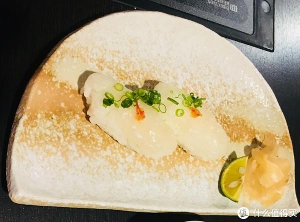 差点忘了还有河豚寿司,