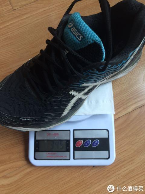 ASICS 亚瑟士 DYNAMIS BOA 旋钮跑鞋 开箱和简单测评