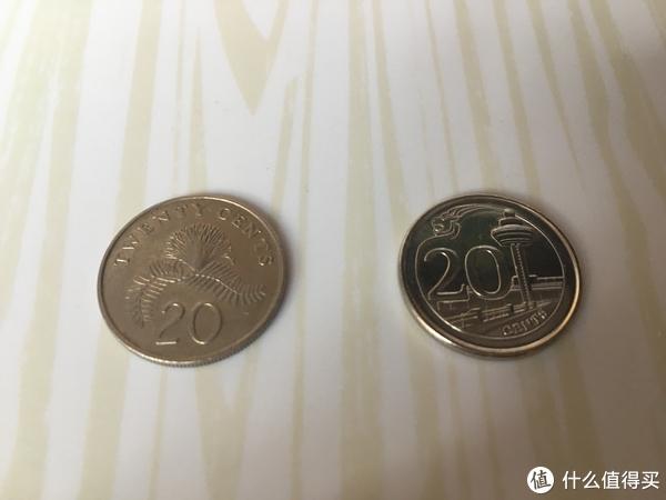 #玩转货币#晒晒手里的那些小小硬币