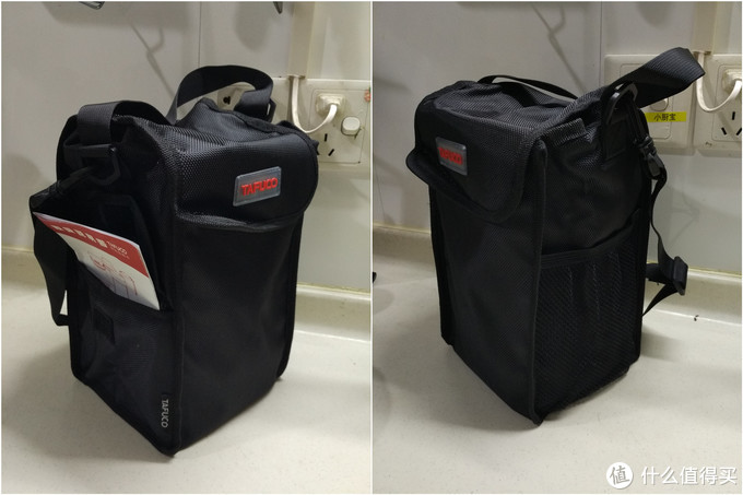 保温密封效果好:TAFUCO 泰福高 马焦列系列 F-2468 保温饭盒