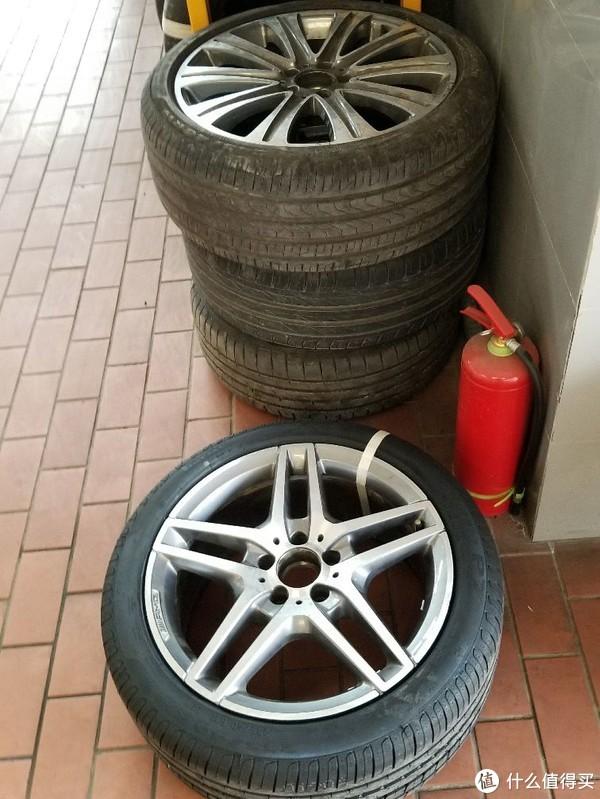 定个小目标,换胎时把轮毂一块换了。