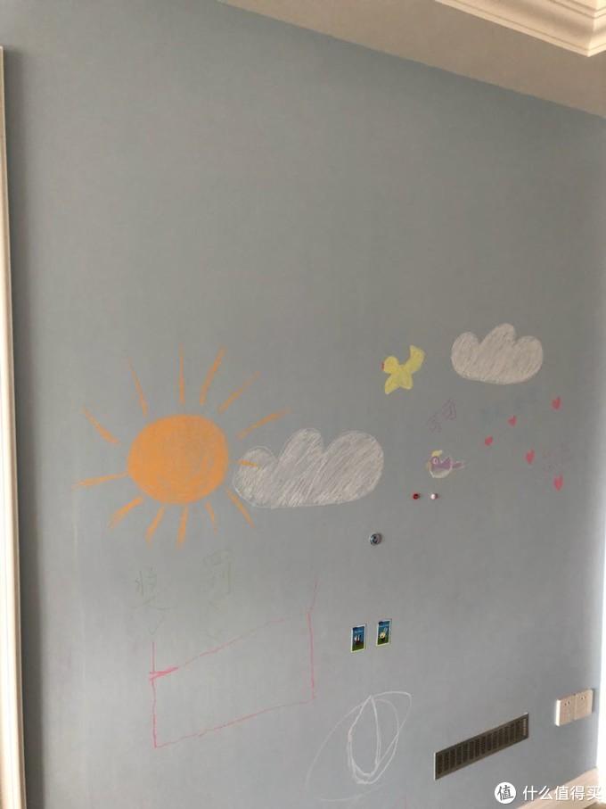 磁性黑板墙