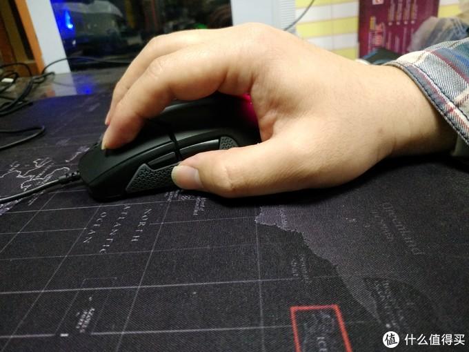 """""""平而不凡,钢厂大师系列新作""""SteelSeries 赛睿 Sensei 310 鼠标评测"""