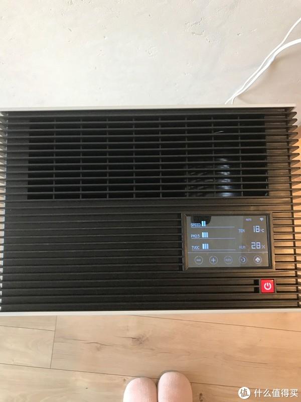 新家生活体验No.1设计装修篇 篇三:悟空M1+还算有效去甲醛的友好空气净化器