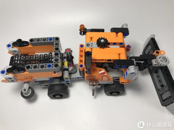 #剁主计划-北京#LEGO 乐高 拼拼乐 42060 B模式 带犁头的迷你铺沙机 开箱