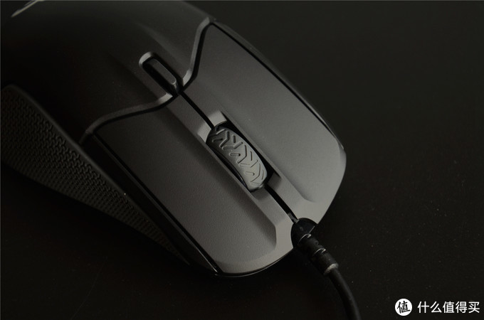 鼠标简单实用,驱动设置挺丰富-赛睿Rival310游戏鼠标体验