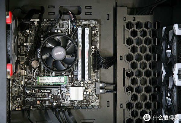 谜之翻车记:AMD Ryzen R3 2200G APU +ASUS 华硕 B350ma 主板 装机初体验