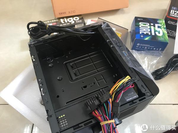 diao丝男的装机之路 篇八:满足私欲的GAMEMAX 游戏帝国 小灵越 迷你ITX机箱 装机体验