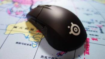 赛睿 Sensei 310游戏鼠标,日常办公和游戏到底表现如何?