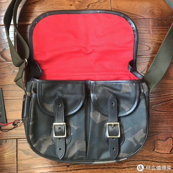 CROOTS CAMOUFLAGE CARRYALL 迷彩单肩包 开箱