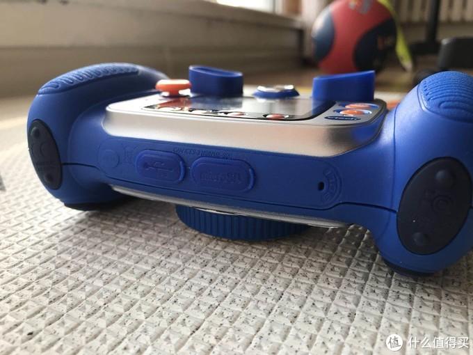 别太认真,这是就是一个玩具—VTech 伟易达 kidizoom duo 儿童相机