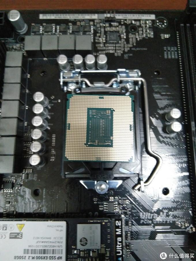 八代Core i5 8500装机小记