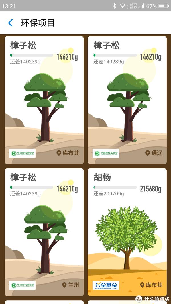 """植树节里来种树:支付宝""""蚂蚁森林""""植树公益活动攻略"""