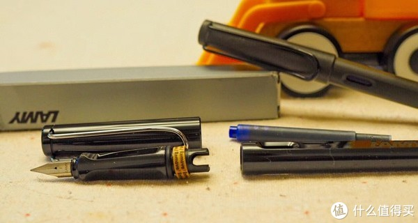 #剁主计划-宁波#从Safari到Studio,三款凌美日常书写系列钢笔开箱简评