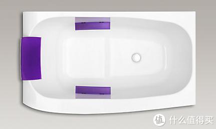 装修喵星人之家 篇二十四:浅谈小尺寸浴缸选购#剁主计划-成都#年后装修焕新家#