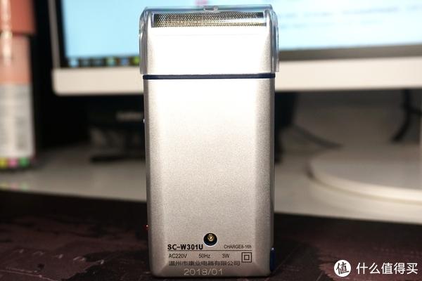 花小钱办大事 篇八:你以为它是个烟斗,其实是个剃须刀:烟斗 SC-W301U 电动剃须刀 开箱晒物