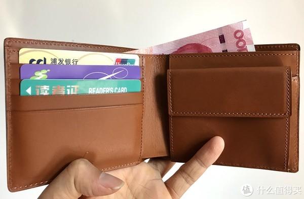 土屋鞄制造所 墨绿色 钱包 开箱