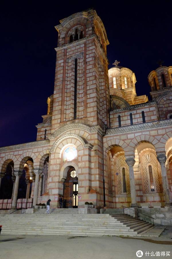 圣马可教堂正立面