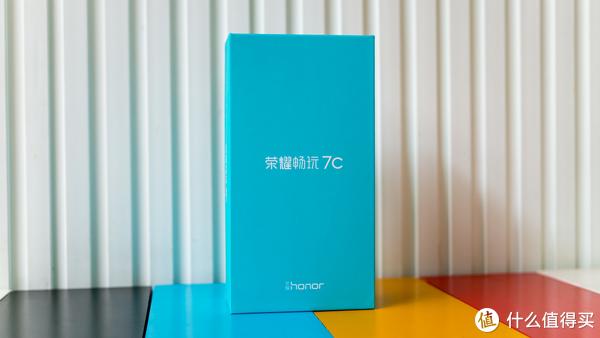 """#本站首晒#899元也能""""刷脸""""!Honor 荣耀 畅玩7C 手机 火速开箱评测"""