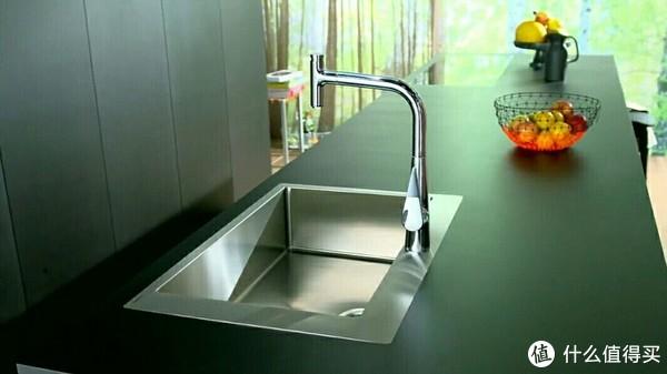 厨房水槽 篇四:厨房水槽的多种安装方式