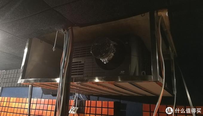 科视的高亮3DLP机型,需要独立空间隔绝噪音