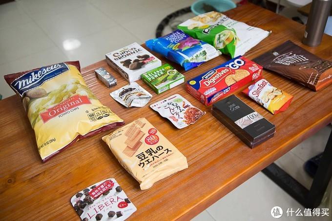 #剁主计划-郑州#好吃不发胖?传说中的十款低卡零食是否值得吃!