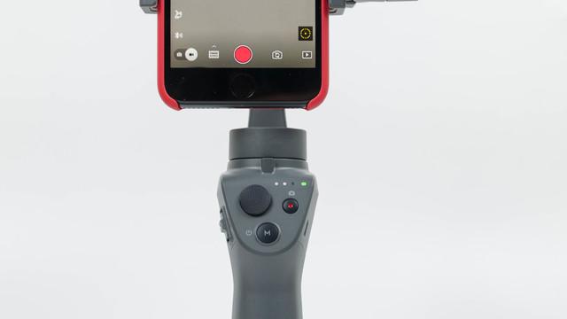 开启人人摄影时代:899元的大疆 灵眸OSMO手机云台 2测评