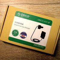 奥睿科 5口车载充电器外观展示(包装|充电器|接口|卡位|线材)
